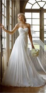 best 25 strapless wedding dresses ideas