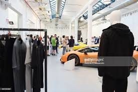 2018 lamborghini italy. exellent 2018 atmosphere during lamborghini cocktail as part of milan menu0027s fashion week  springsummer 2018 on for lamborghini italy n