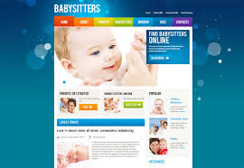 baby advertising jobs 20 kids wordpress themes webdesigner depot