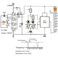 infrared ir led flood light circuit diagram electronic circuit infrared ir led flood light circuit diagram