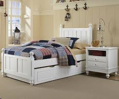 image of great twin bed with trundle