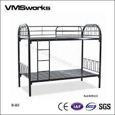 high quality bed sheet hotel bedroom full iron bed sets furniture