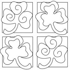 Small Picture Cool Coloring Pages Printable Shamrock Page Free Inside Amazing