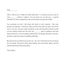 Sample Love Letter Magdalene Project Org