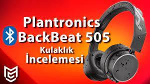 Plantronics Backbeat 505 Bluetooth Kulaklık İnceleme🎧 - YouTube