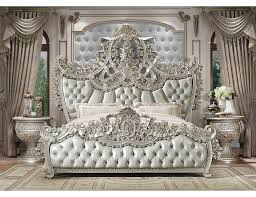 Victorian bed furniture Luxury Furniture Stores Los Angeles Starlite Victorian Bedroom Furniture