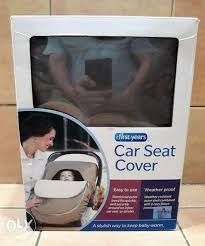 the first years weatherproof infant car