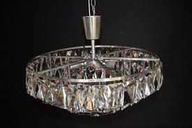 austrian large crystal chandelier from bakalowits sohne