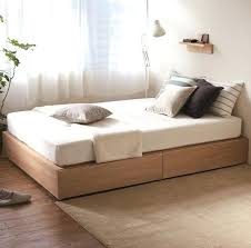 diy storage bed oak storage bed single throughout with prepare 2 plans for storage bed with diy storage bed