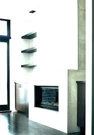 fireplace tile surround concrete cornice contemporary ideas surrounds cape town fi