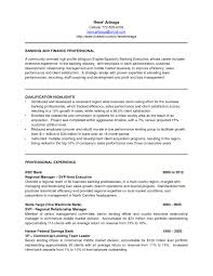Rbc Resume Resume Ideas Sample Resume For Management Position