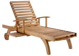 chicteak bahama teak chaise lounge  reviews  wayfair