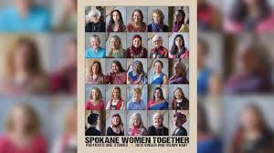 """Spokane Women Together: Portraits and Stories"" displays diverse women in  our community - KXLY"