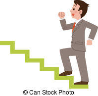 up stairs clipart. Beautiful Clipart Businessman Climbing The Stairs For Up Stairs Clipart L