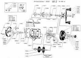 dirlister shakespeare fishing reel replacement parts at Okuma Reel Parts Diagram
