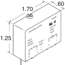 oac 5 te connectivity potter brumfield relays relays digikey product overview