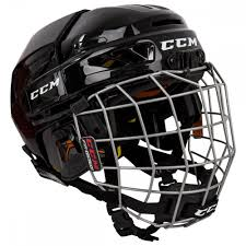 Ccm Fl3ds Youth Hockey Helmet Combo
