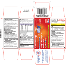 Childrens Pain Relief Acetaminophen Tablet Chewable Rite