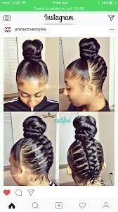 Pinterest At Newwaves Black Hairstyles Braided Hairstyles Hair