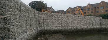 gabion retaining wall southampton