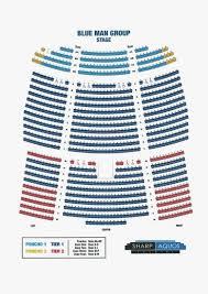 The New Group Seating Chart Oconnorhomesinc Com Various Blue Man Orlando Seating Chart