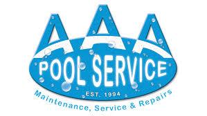 pool service logo. AAA-Pool-Service-logo-design Pool Service Logo