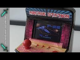 <b>Mini Arcade</b> Machine / 240 in 1 8-bit <b>Game Handheld</b> System ...