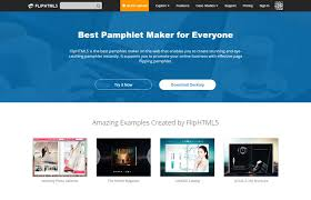 make a free website online easy 8 easy to use pamphlet creator software for mac free download _
