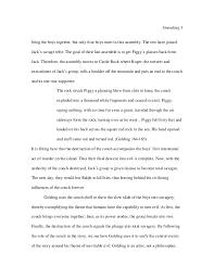 dissertation essay examples results