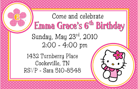 hello kitty template invitations com hello kitty birthday invitations templates cloudinvitation