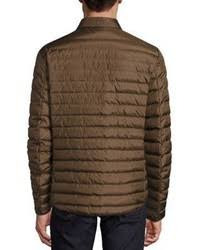 Salvatore Ferragamo Quilted Silk Shirt Jacket | Where to buy & how ... & ... Salvatore Ferragamo Quilted Silk Shirt Jacket Adamdwight.com