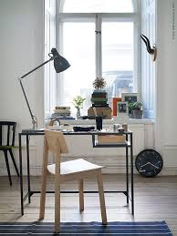 simple ikea home office. Thinking Of Paring Down The Home OfficeIKEA Vittsjo Desk A Simple Smallspace Solution And It Could Be Spraypainted Different Color Before Assembling Ikea Office I