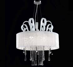 contemporary collection 8 light large crystal chandelier