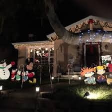 Candy Cane House Decorations Candy Cane Lane 100 Photos 100 Reviews Local Flavor Pacific 58