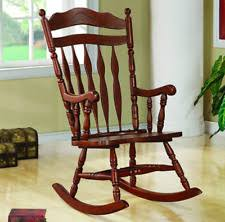 wooden rocking chair. wooden antique rocking chair solid wood indoor outdoor porch chairs new