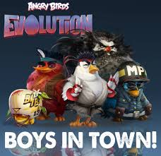 For those of you dying to recruit one of... - Angry Birds Evolution
