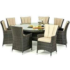 maze rattan garden furniture maze kitchen table maze rattan garden furniture la brown 8 round dining