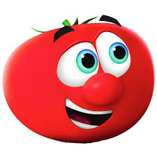 Bob the Tomato Big Smile transparent PNG - StickPNG