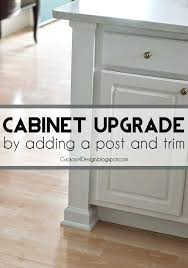 counter trim moulding an easy way to create eased edges
