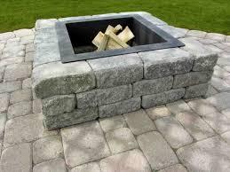 diy stone fire pit fire pit kit the outdoor goods rhmiuiksacom grand resort gas with x insert charming rhhostelpointukcom grand