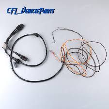 abs wheel speed sensor wire harness 4g0972254d for audi a6 avant abs wiring harness diagram aztec at Abs Wiring Harness
