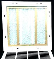 cold air return vent covers cold air return vent covers intake cover wood cold air return