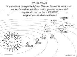 Le Syst Me Solaire Coloriage Sciences Gratuit Sur Webjunior Dessin De Planete A Imprimer L
