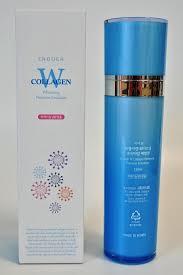 ENOUGH W <b>Эмульсия для лица</b> осветляющая W Collagen ...