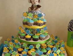 Decorating Ideas For Jungle Safari Themed Baby Shower  Uptowngirl Baby Shower Jungle