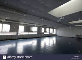 office and warehouse space. Empty Abandoned Office Space In An Old Factory Warehouse Unit Belfast Northern Ireland Uk - Stock And