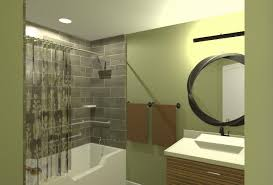 Accessible Bedroom And Bathroom Addition In Essex County NJ - Bathroom remodel new jersey