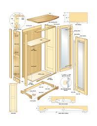 woodwork kitchen cabinet plans woodworking pdf plans
