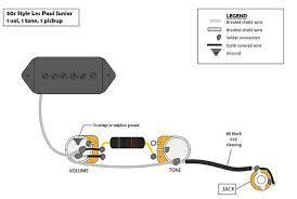 image result for gibson les paul jr wiring diagram electronics image result for gibson les paul jr wiring diagram