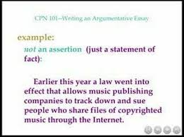 cpn steps in writing an argumentative essay